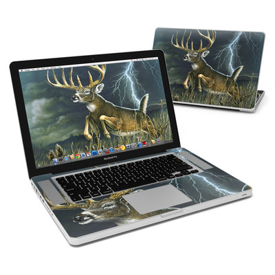 MacBook Pro 15in Skin - Thunder Buck