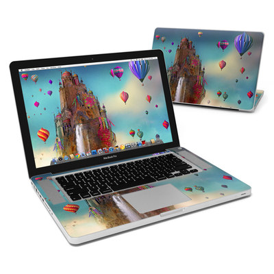 MacBook Pro 15in Skin - The Festival