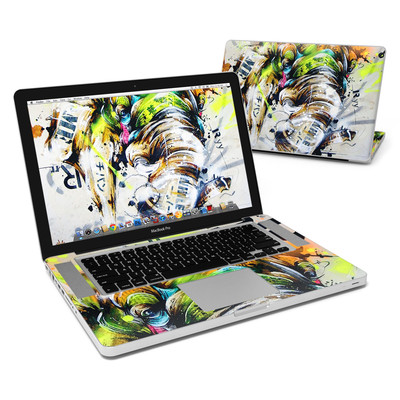 MacBook Pro 15in Skin - Theory