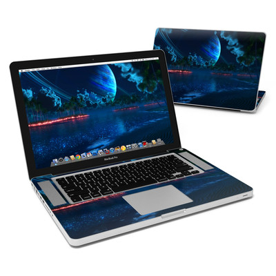 MacBook Pro 15in Skin - Thetis Nightfall