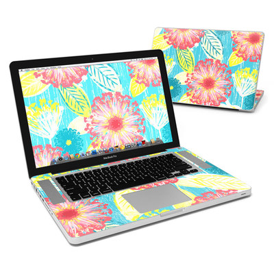 MacBook Pro 15in Skin - Tickled Peach