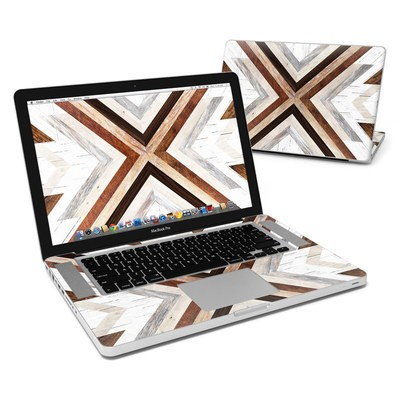MacBook Pro 15in Skin - Timber