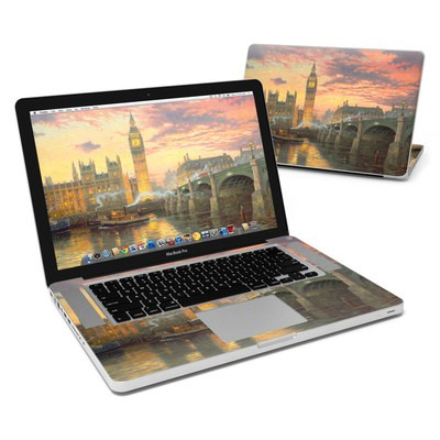 MacBook Pro 15in Skin - Thomas Kinkades London