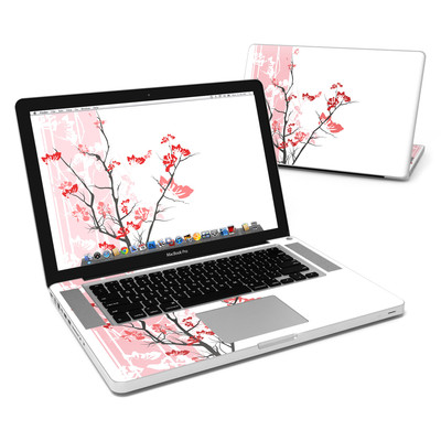 MacBook Pro 15in Skin - Pink Tranquility