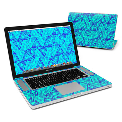 MacBook Pro 15in Skin - Tribal Beat