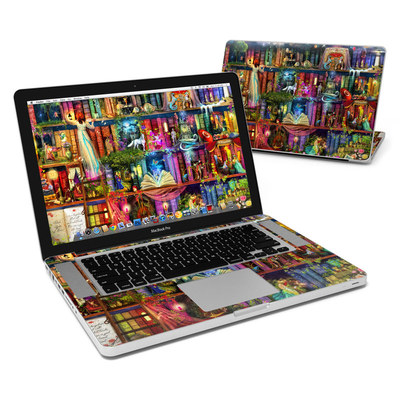 MacBook Pro 15in Skin - Treasure Hunt