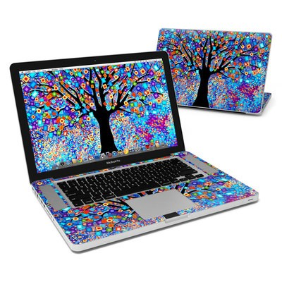 MacBook Pro 15in Skin - Tree Carnival