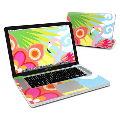 MacBook Pro 15in Skin - Tropic Fantasia