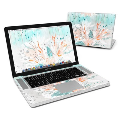 MacBook Pro 15in Skin - Tropical Fern