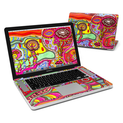 MacBook Pro 15in Skin - The Wall