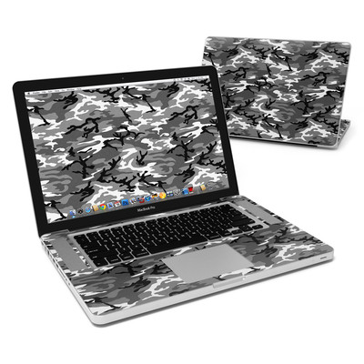MacBook Pro 15in Skin - Urban Camo