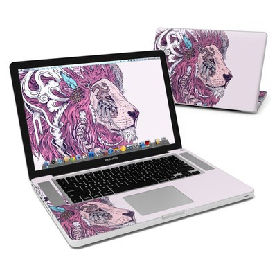 MacBook Pro 15in Skin - Unbound Autonomy