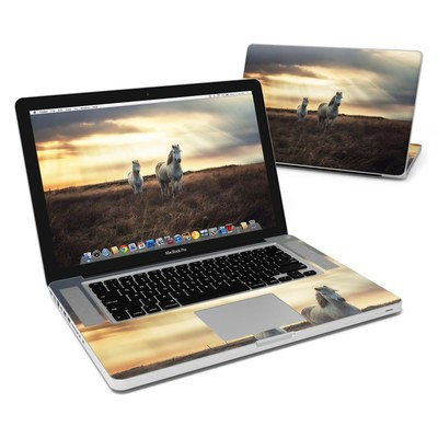 MacBook Pro 15in Skin - Hornless Unicorns