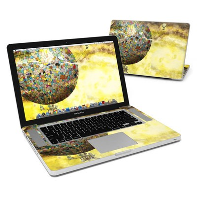 MacBook Pro 15in Skin - Up Up and Away