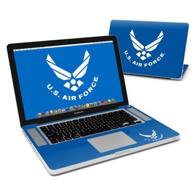 MacBook Pro 15in Skin - USAF Blue