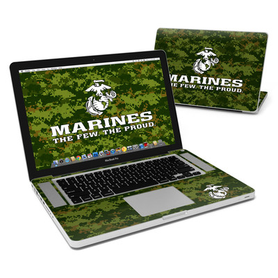 MacBook Pro 15in Skin - USMC Camo