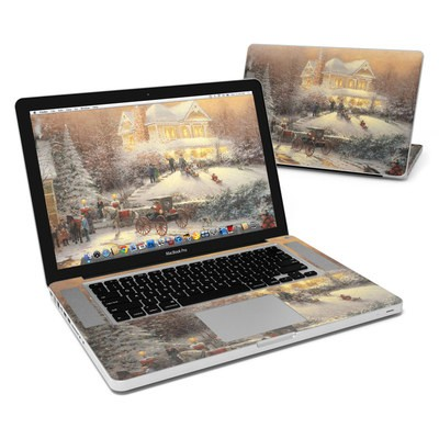 MacBook Pro 15in Skin - Victorian Christmas