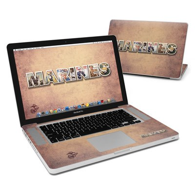 MacBook Pro 15in Skin - Vintage Poster