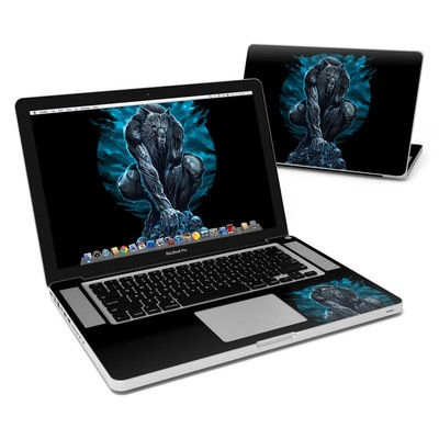 MacBook Pro 15in Skin - Werewolf