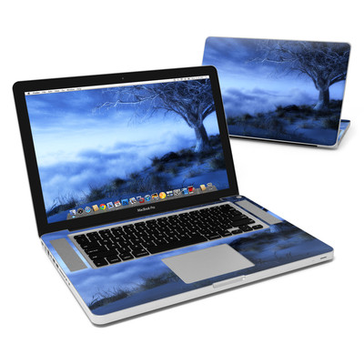 MacBook Pro 15in Skin - World's Edge Winter