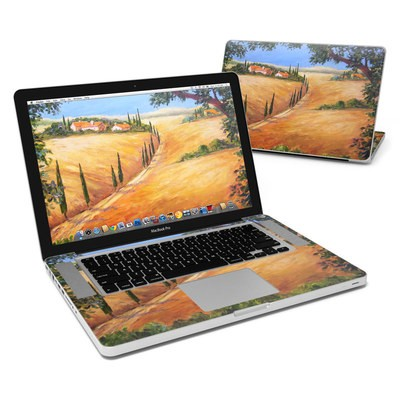 MacBook Pro 15in Skin - Wheat Fields