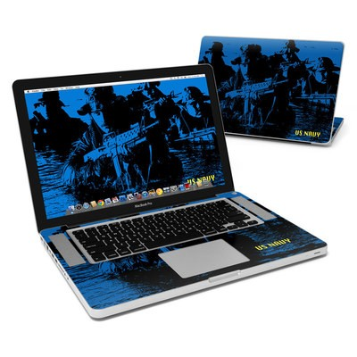 MacBook Pro 15in Skin - Water Heist