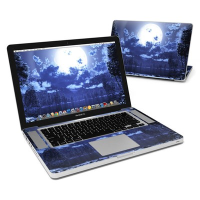 MacBook Pro 15in Skin - Wintermoon