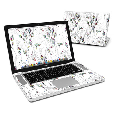 MacBook Pro 15in Skin - Wildflowers