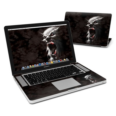 MacBook Pro 15in Skin - Wolfman