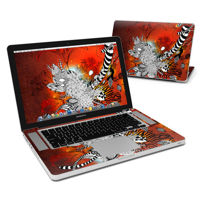 MacBook Pro 15in Skin - Wild Lilly