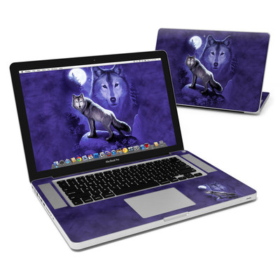 MacBook Pro 15in Skin - Wolf