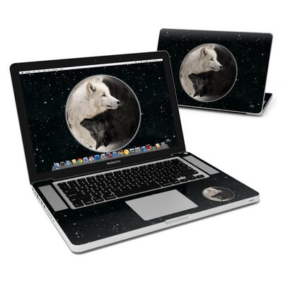 MacBook Pro 15in Skin - Wolf Zen