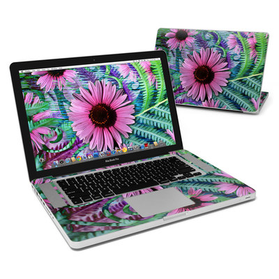 MacBook Pro 15in Skin - Wonder Blossom