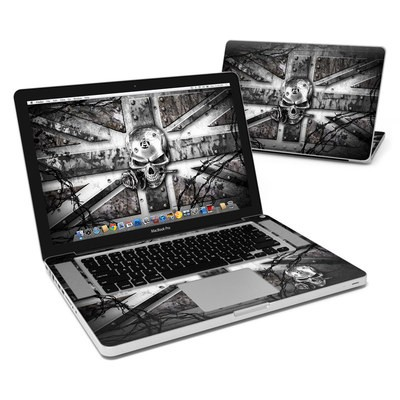 MacBook Pro 15in Skin - Wrought Iron