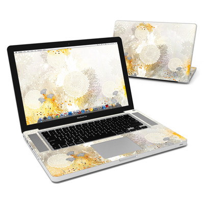 MacBook Pro 15in Skin - White Velvet