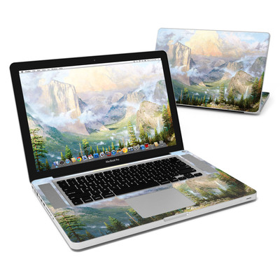 MacBook Pro 15in Skin - Yosemite Valley