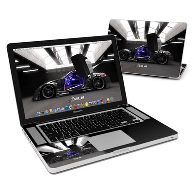 MacBook Pro 15in Skin - Z33 Dark