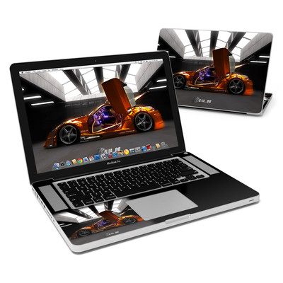 MacBook Pro 15in Skin - Z33 Light