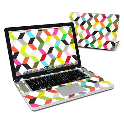 MacBook Pro 15in Skin - Ziggy Cube