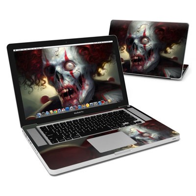 MacBook Pro 15in Skin - Zombini