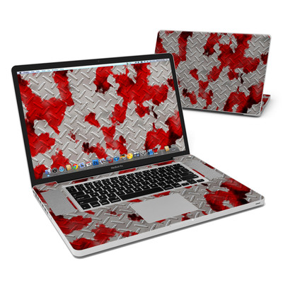 MacBook Pro 17in Skin - Accident