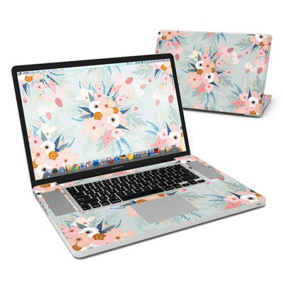 MacBook Pro 17in Skin - Ada Garden