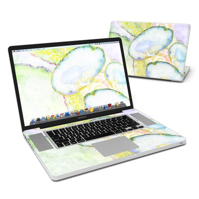 MacBook Pro 17in Skin - Agate Dreams
