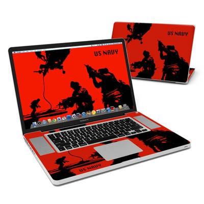 MacBook Pro 17in Skin - Airborne