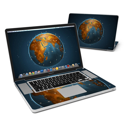 MacBook Pro 17in Skin - Airlines