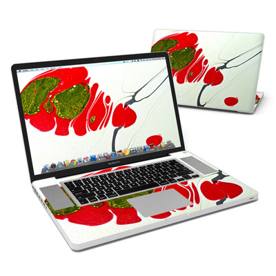 MacBook Pro 17in Skin - Amoeba