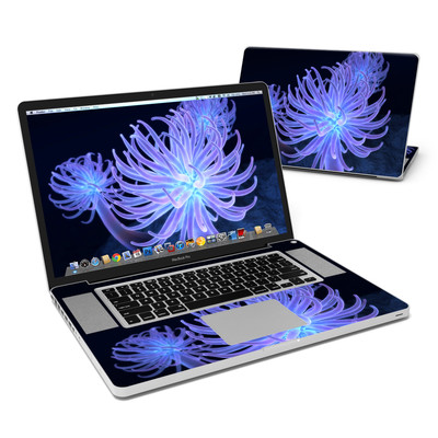 MacBook Pro 17in Skin - Anemones