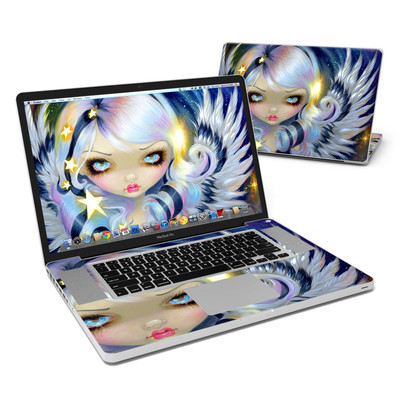 MacBook Pro 17in Skin - Angel Starlight