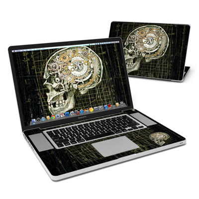 MacBook Pro 17in Skin - Anima Autonima