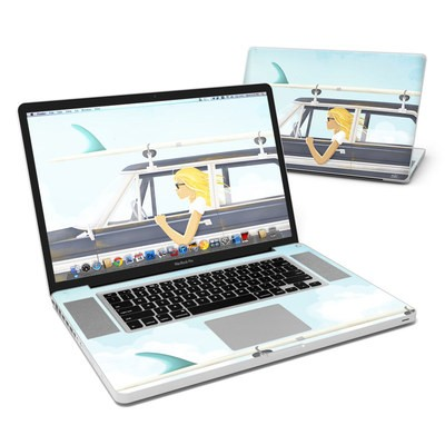 MacBook Pro 17in Skin - Anticipation